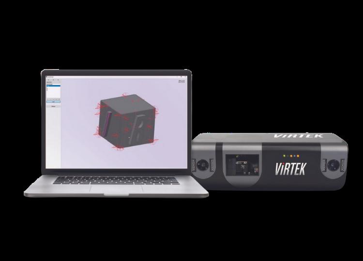 Virtek IRIS laser system